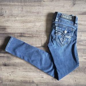 Rock Revival Ele Skinny Jeans